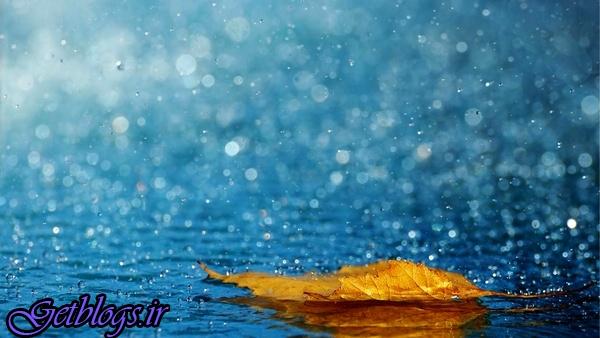 شدت بارندگی در کشور از فردا کاسته خواهد شد
