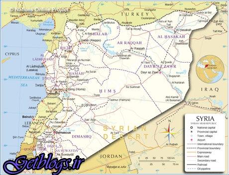 دیشب حمله موشکی جدیدی در سوریه صورت نگرفته بود