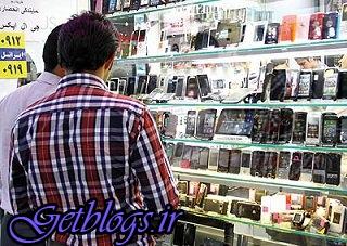 زیاد کردن ۱۰ درصدی قیمتها در بازار گوشی تلفن همراه