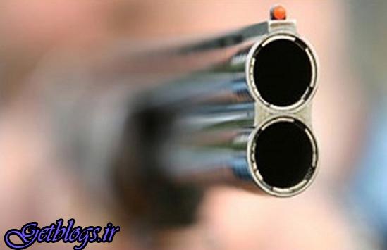 پسر ناخلف به مادر شلیک کرد