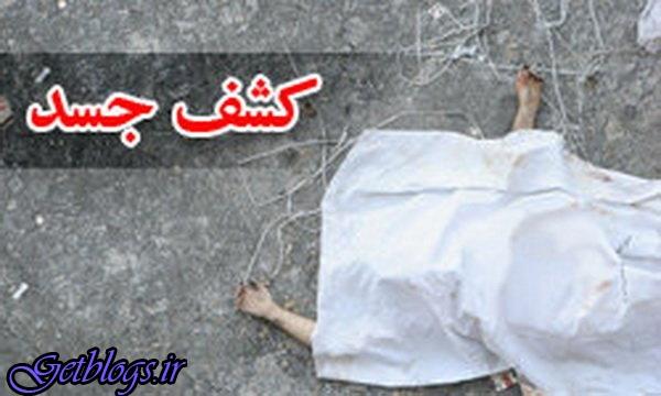 فوت مشکوک مردی در همدان