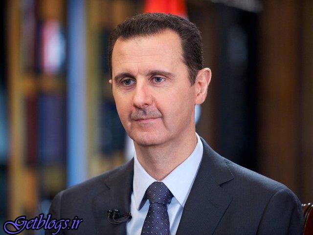 بدون غرب سوریه را میسازیم / اسد