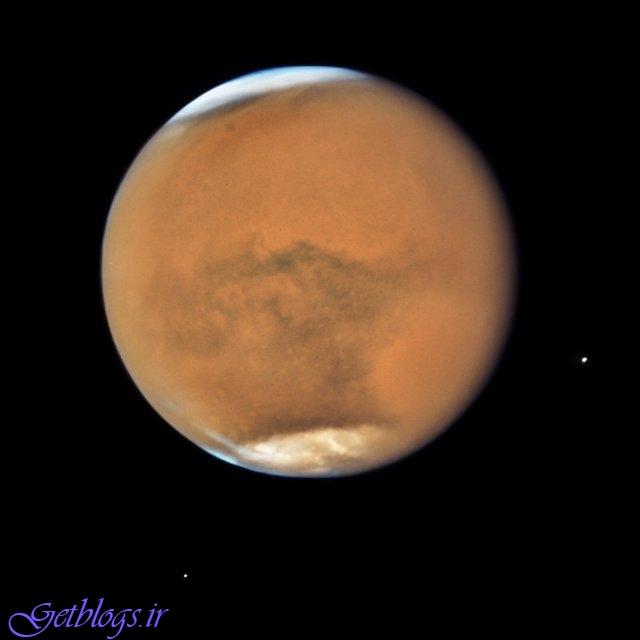 تصاویر متفاوت از سیاره مریخ در فاصله 2 سال