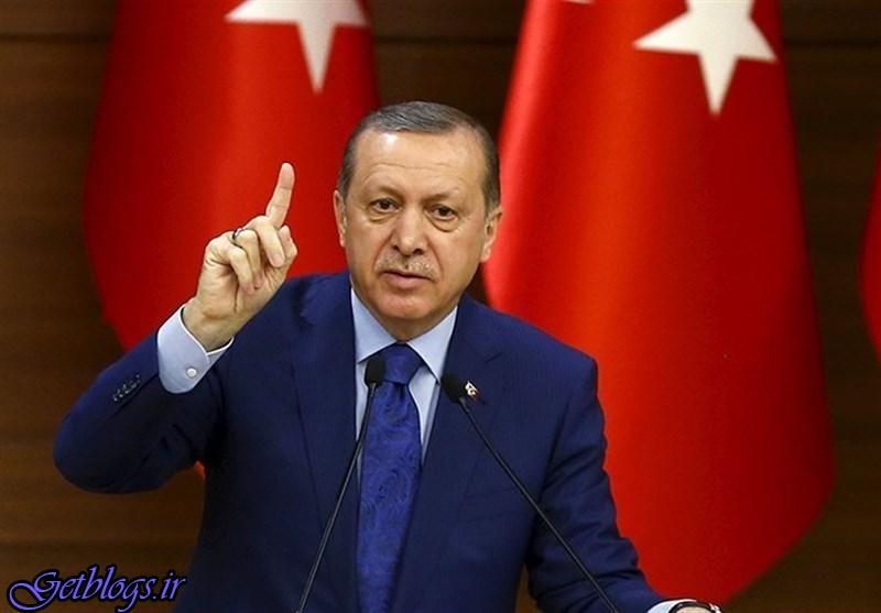 «اردوغان » آمریکا را ترساندن کرد