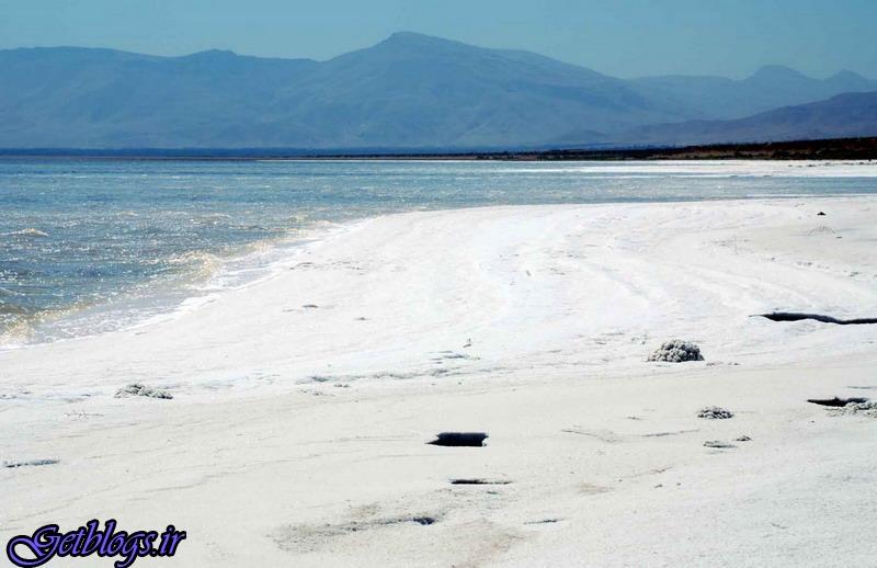 آب ورودی به دریاچه ارومیه ۴۰۰ میلیون مترمکعب کمتر از پارسال است