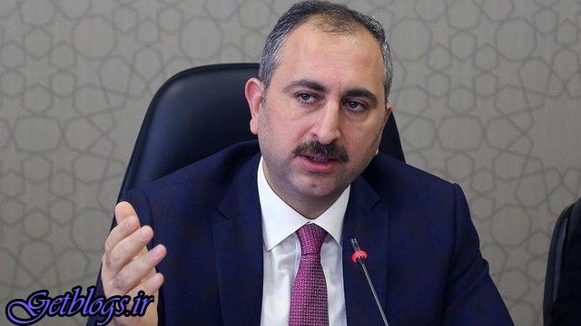 واکنش وزیر داگستری ترکیه به تحریم شدنش از سوی آمریکا