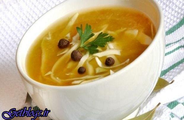 خوردن سوپ قبل از غذا موجب چربی سوزی می شود