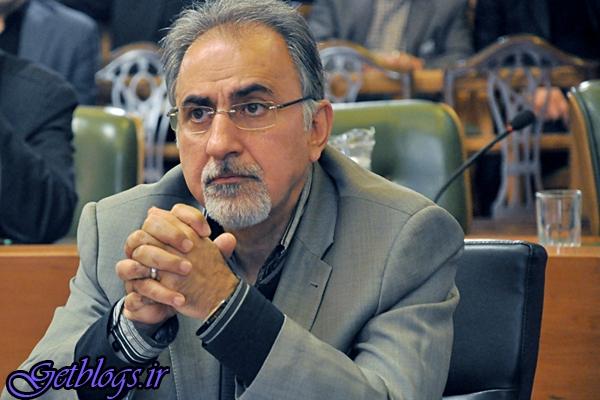 تصویر العمل روزنامه اطلاعات به دخالت دادستان کل در استعفای شهردار پایتخت کشور عزیزمان ایران