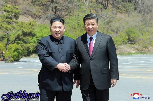 درخواست اون از چین جهت لغو زودهنگام تحریمها علیه کره شمالی