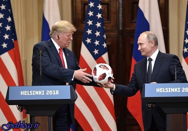 آمریکاییها میل به به بحثهای مزخرف دارند! / واکنش روسیه به اعلام جاسوسی بودن توپ اهدایی پوتین به ترامپ