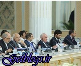 مشروح صحبت ظریف در اجلاس وزیران خارجه کشورهای عضو اکو