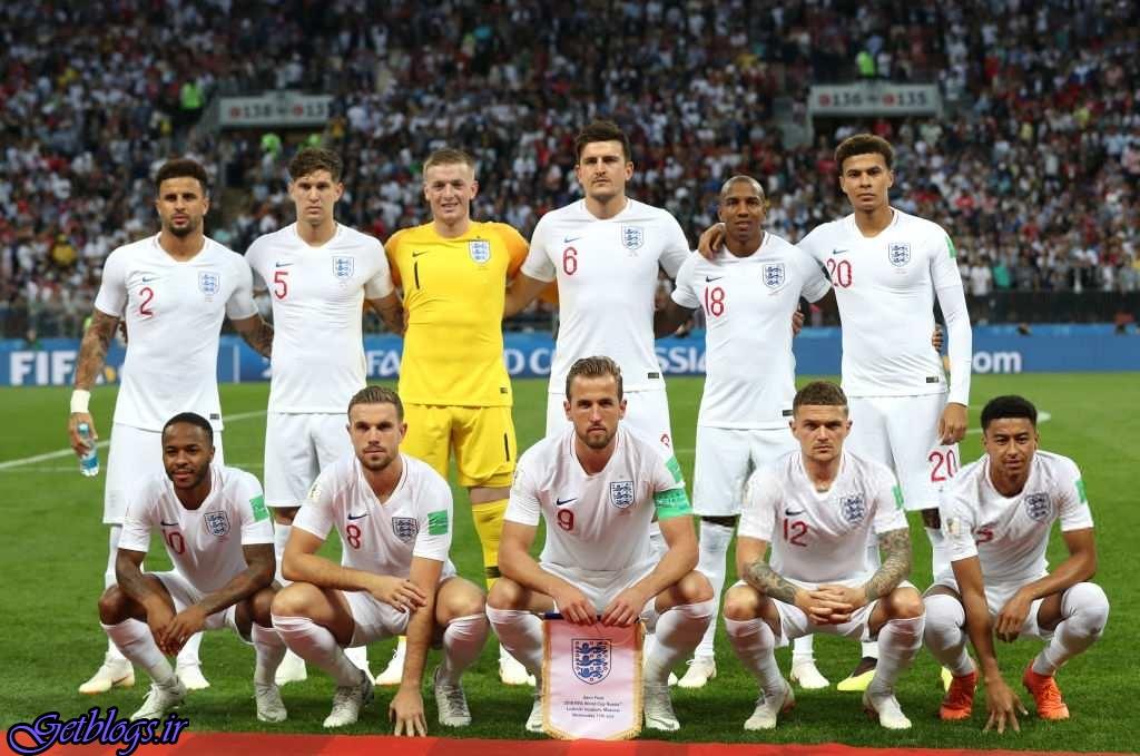 تصاویر) , جام جهانی ۲۰۱۸+ کرواسی ۲-۱ انگلیس (
