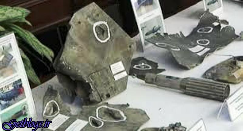 عکس) / عربی 21+ روسیه تصویرهای لاشه موشک های آمریکا را به نمایش گذاشت (