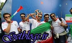 جشن و پایکوبی ایرانیان در سراسر دنیا بعد از پیروزی تیم ملی برابر مراکش