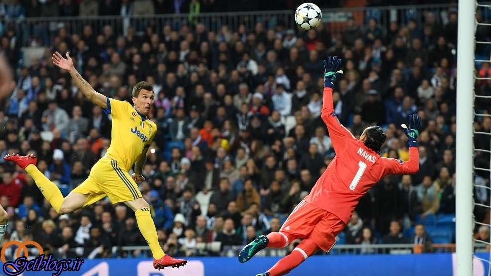 رئال مادرید ۱ - ۳ یوونتوس ، لیگ قهرمانان اروپا