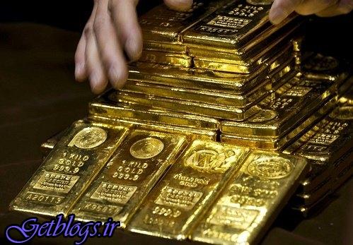 کم کردن قیمت طلا به رغم ضعف دلار