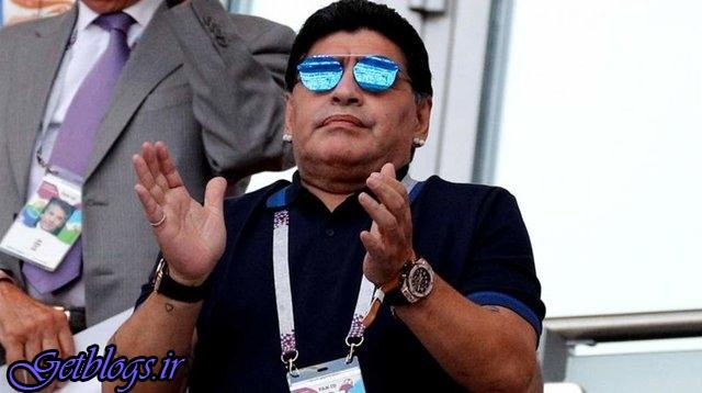 حاضرم به صورت مجانی دوباره سرمربی تیم ملی آرژانتین شوم / مارادونا