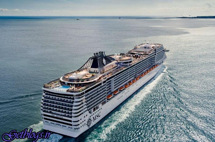 ۱۰ کشتی تفریحی غول پیکر که جهت مسافرت مناسب است