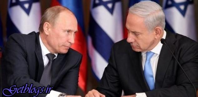 سیاست روسیه در سوریه همسو با منافع اسرائیل است / پوتین
