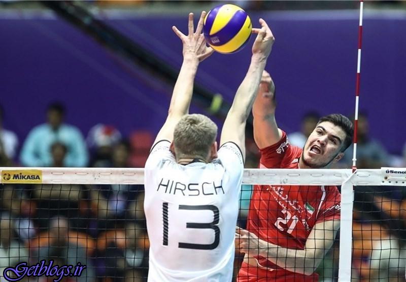 عالی ترین تیم آسیایی ، پیروزی والیبالیست های کشور عزیزمان ایران برابر آلمان, شاگردان کولاکوویچ