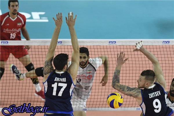 سنگینترین باخت پنج بازی ، شکست تیم ملی والیبال کشور عزیزمان ایران برابر ایتالیا