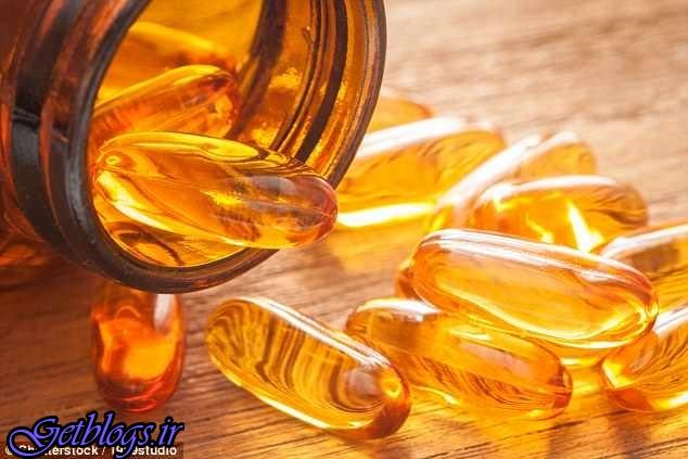درمان استرس مزمن با مکملهای روغن ماهی