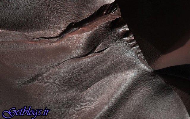 ثبت تصویر خیرهکننده از مریخ به وسیله مدارگرد شناسایی ناسا