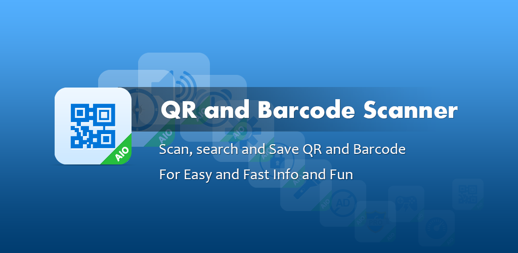 بارکد خوان قدرتمند , دانلود QR & Barcode Scanner