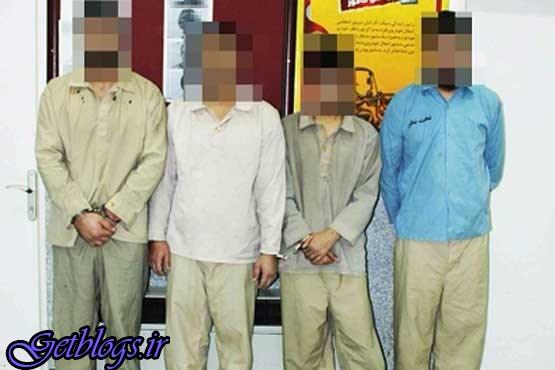 سارقان مسلح پایتخت کشور عزیزمان ایران دستگیر شدند