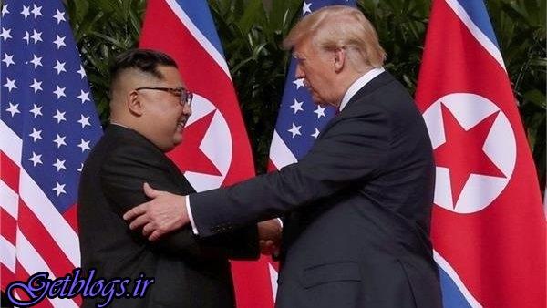 تحویل وزیرخارجه کره شمالی داده شد ، اون&quot، نامه ترامپ به &quot