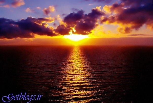 خورشید امروز دیرتر از بقیه روزها غروب می کند