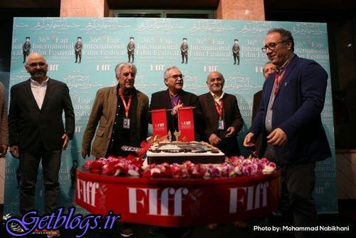 کیک تولد ۱۲۰ سالگی سینما در کشور عزیزمان ایران بریده شد
