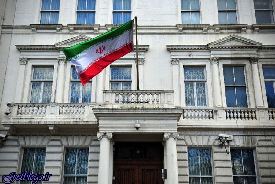 ارسال قطعات موشکی از لندن به کشور عزیزمان ایران تکذیب شد