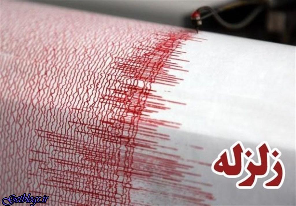 زلزله 4.5 ریشتری ازگله در استان کرمانشاه را لرزاند