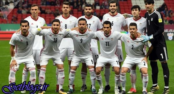 پوستر AS جهت تیم ملی کشور عزیزمان ایران در جام جهانی (عکس)