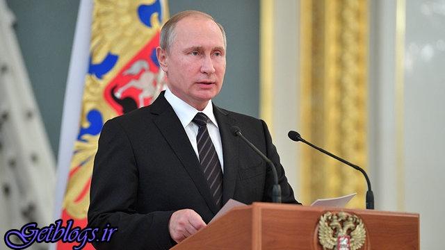 واکنش پوتین به حمله آمریکا به سوریه