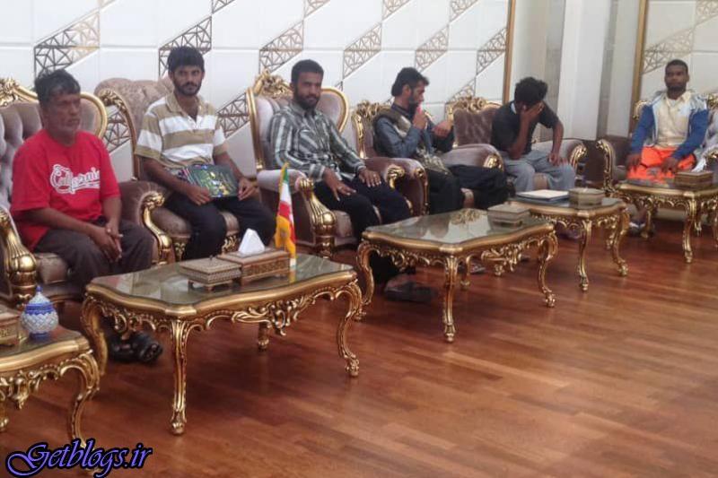 17 ملوان زندانی در سومالی به کشور بازگشتند