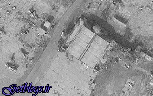 تصویرهای ادعایی رسانه های اسرائیلی از پایگاه های کشور عزیزمان ایران در سوریه